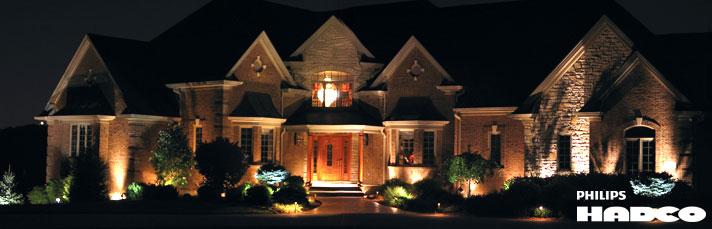 led-exterior-lighting | Lighting & Design By J&K Electric