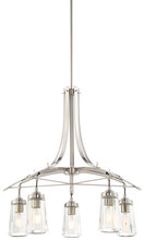 Minka-Lavery 3305-84 - 5 Light Chandelier