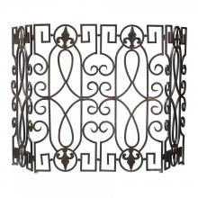 Cyan Designs 00769 - Wrought Iron Fire Screen