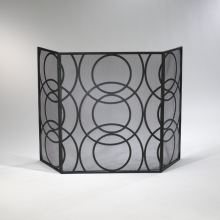 Cyan Designs 01350 - Orb Fire Screen