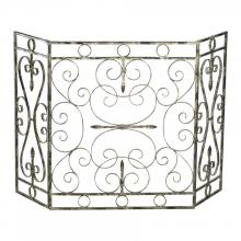 Cyan Designs 04094 - Crawford Fire Screen