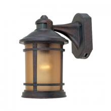 "Designers Fountain 2371MD-MP - Sedona 7"" Wall Lantern - Motion Detector"