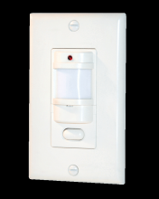 RAB Lighting LOS1000I/120 - OCCUPANCY SENSOR 1000W 120V WALL IVORY