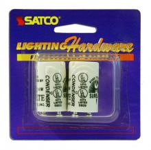 Satco Products Inc. S70/200 - FS2 STARTER CARDED 2PER 14W 15W 20W