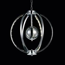Crystal World 5559P14C - LED Chrome Mini Pendant from our Jacquimo collection