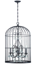 Jeremiah 38423-VI - 3 Light Chandelier