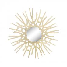 Sterling Industries 3200-070 - Coban Wall Mirror In Gold Leaf
