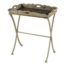 Sterling Industries 51-10100 - Tray Table With Antique Union Jack Print