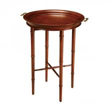 Sterling Industries 6042201 - Bamboo Tray Table-Cherry