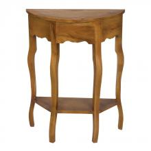 Sterling Industries 6500500 - Darlington -Mahogany-Demi Console