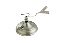 Monte Carlo MC83EP - Pull Chain Type Bowl Cap Kit - English Pewter
