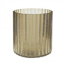 Dimond 464064 - Champagne Fizz Fluted Votive - Small