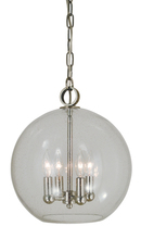 Framburg 4839 PB - 4-Light Polished Brass Jupiter Mini Chandelier