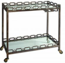 Uttermost 24307 - Uttermost Nicoline Iron Serving Cart