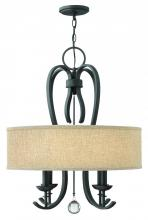 Hinkley 4474TB - CHANDELIER MARION