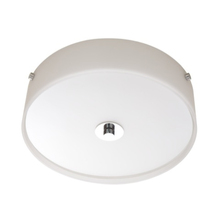 Artcraft AC7106 - San Deigo Chrome Flush Mount