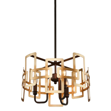 Artcraft JA1117 - Burlington Bronze Chandelier