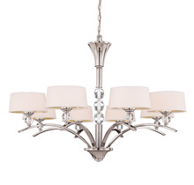 Savoy House 1-1036-8-109 - Murren 8 Light Chandelier
