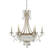 Savoy House 1-3060-6-60 - Claiborne 6 Light Chandelier