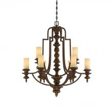 Savoy House 1-3071-9-65 - Castillo 9 Light Chandelier