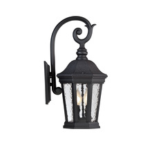Savoy House 5-5081-BK - Hampden Wall Lantern