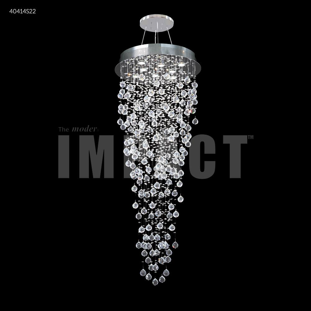 Crystal rain entry chandelier 40414s22 lighting design by jk crystal rain entry chandelier arubaitofo Image collections
