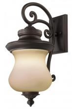 Light Concepts (Lithonia) ODLL13 BZR - One Light Bronze Wall Lantern