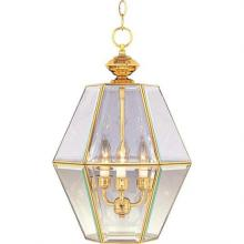 Maxim 90350CLWT - Bound Glass-Entry Foyer Pendant