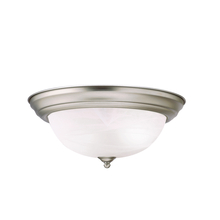 Kichler 8109NI - Flush Mount 2Lt