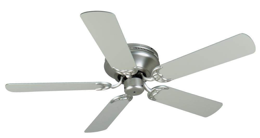 Gallery For Flush Mount Ceiling Fans Without Lights