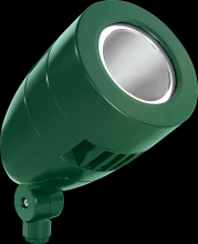 RAB Lighting HSLED26VG/D10 - LFLOOD 26W COOL LED DIMMER WITH SPOT REFLECTOR HBLED VERDE GREEN