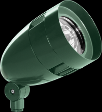 RAB Lighting HBLED26NVG - LFLOOD 26W NEUTRAL LED WITH FLOOD REFLECTOR HBLED VERDE GREEN