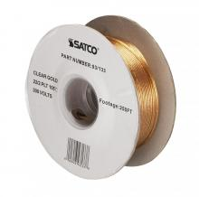 Satco Products Inc. 93/133 - 22/2 PLT 105°C Wire 250 Ft./Spool