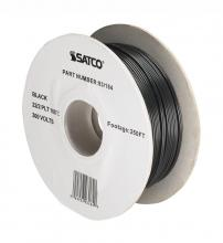 Satco Products Inc. 93/184 - 22/2 PLT 105°C Wire 250 Ft./Spool