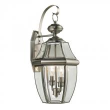 Elk Cornerstone 8602EW/80 - Ashford 2 Light Exterior Coach Lantern In Antiqu