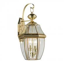 Elk Cornerstone 8602EW/85 - Ashford 2 Light Exterior Coach Lantern In Antiqu
