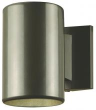 Westinghouse 6797300 - 1 Light Wall Fixture Polished Graphite Finish