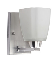 Jeremiah 14905BNK1 - Sumner 1 Light Wall Sconce in Brushed Satin Nickel