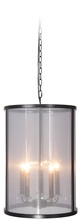 Jeremiah 36735-MBK - Danbury 5 Light Foyer in Matte Black