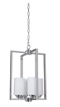 Jeremiah 39734-CH - Albany 4 Light Foyer in Chrome