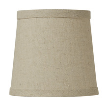 Jeremiah SH51-5 - Design & Combine Clip Shade in Natural Linen
