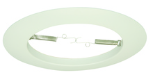 Jeremiah T-501 - Open Ring Trim in White