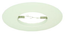 Jeremiah T-508 - Open Ring Trim in White