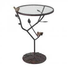 Sterling Industries 138-054 - Kimberly-Birds On A Branch Accent Table