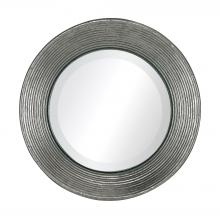 Sterling Industries 138-067 - La Quinta Mini Mirror In Hammered Metal Frame