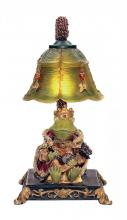 Sterling Industries 91-331 - Resting Queen Frog Mini Table Lamp