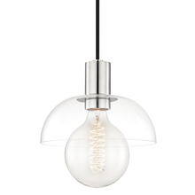 Hudson Valley H107701-PN - 1 Light Pendant