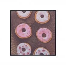 Dimond 7011-1095 - Pink Donuts