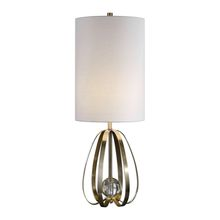 Uttermost 29612-1 - Uttermost Avola Nickel Bands Lamp