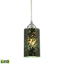 ELK Lighting 10504/1-LED - Illusions 1 Light LED Pendant In Polished Chrome